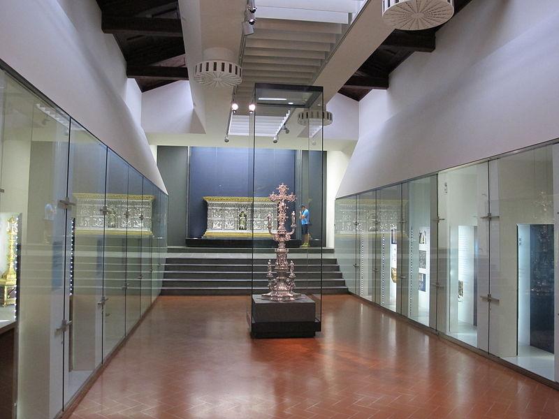 Зал Сокровищ Музей Дуомо Флоренция