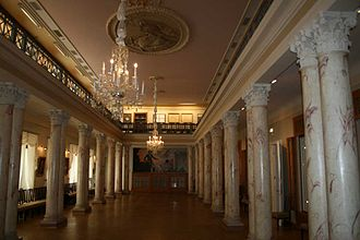 Museum of the History of Riga and Navigation - Image: Museum History Riga Navigation D