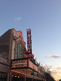 Music Box Theatre (Chicago) Movie theater in Chicago, Illinois
