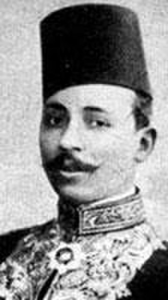 "Liberalism in Egypt - Mustafa Kamil, a Nationalist Leader Famous for coining the phrase, ""If I had not been an Egyptian, I would have wished to become one"", 1874–1908."