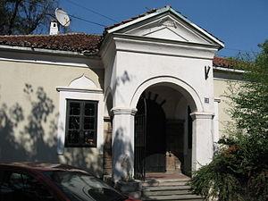 Museum of Theatrical Arts of Serbia - Image: Muzej Pozorisne Umetnosti