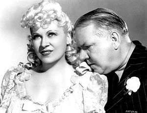My Little Chickadee - Mae West and W. C. Fields in My Little Chickadee