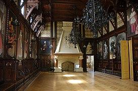 Nádasdy-kastély, Ősök csarnoka.jpg