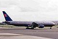 N784UA Boeing 777-222ER United A-l SFO 21JAN99 (6782329109).jpg