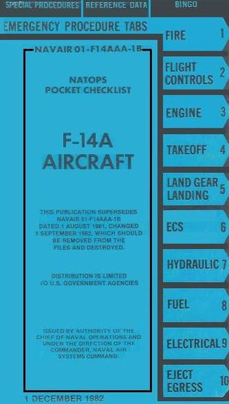 Pilot error - Checklists like these ensure that pilots are able to follow operational procedure and aids in memory recall.