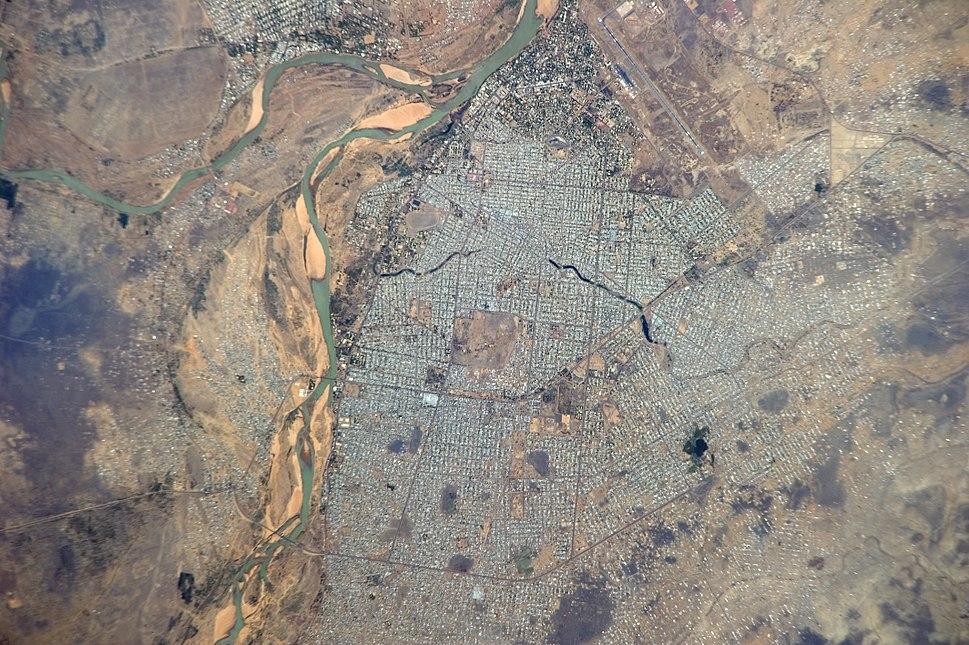 NDjamena, Chad