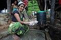 NEWAH WASH water project in Puware Shikhar, Udayapur District, Nepal. (10710237764).jpg