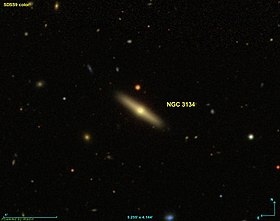 Image illustrative de l'article NGC 3134