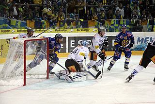 Enzo Corvi Swiss professional ice hockey center