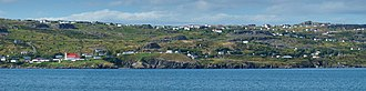 Bishop's Cove - On the shore of Conception Bay