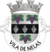 Coat of arms of Nelas