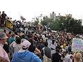 NOLA BP Oil Flood Protest Dont Worry.JPG