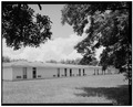 NORTH REAR, MODERN ADDITION - Wise Sanatorium No. 2, Hospital Street, Plains, Sumter County, GA HABS GA,131-PLAIN,22-10.tif