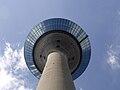 NRW, Düsseldorf - Rheinturm 04.jpg