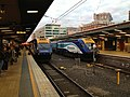 NSW TrainLink XPT, in CountryLink livery, at Central Station.jpg