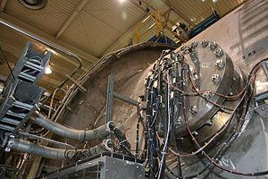 National Transonic Facility (Hampton, Virginia) - Image: NTF Nitrogen input