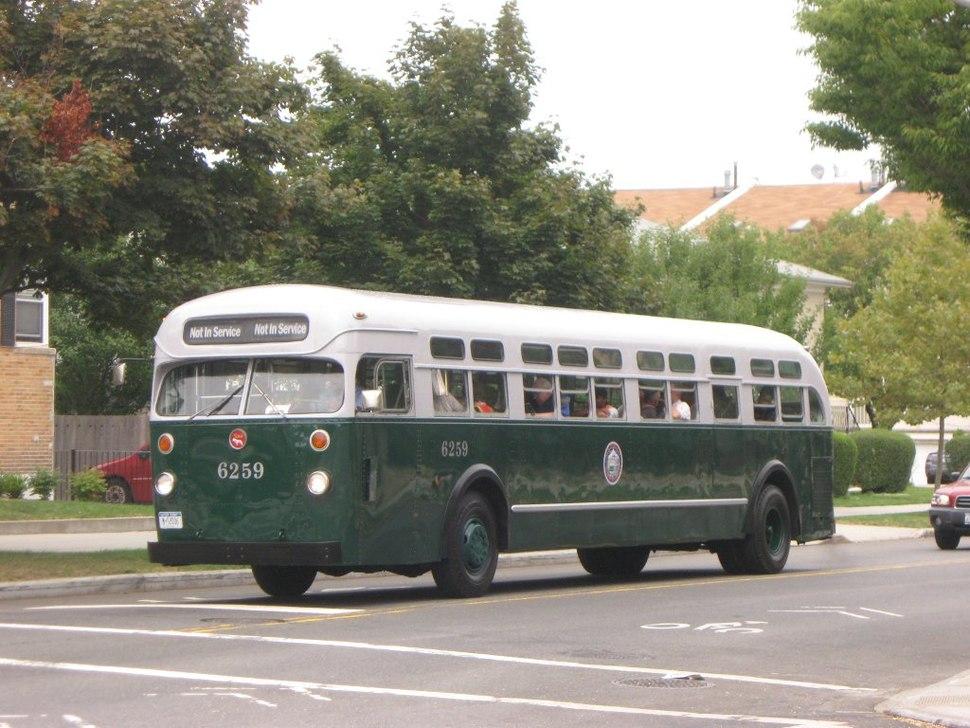 NYC Transit Authority Mack C-49 6259