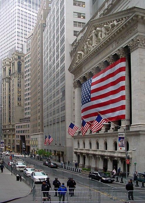 NYSE july 2003