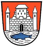 Das Wappen von Nabburg