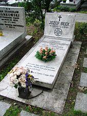 J Zef Beck Wikipedia Wolna Encyklopedia