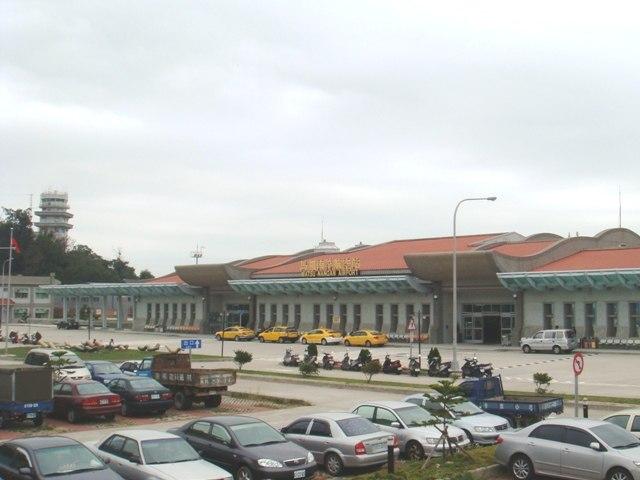 Nangan Airport, Nangan, Matsu, Taiwan
