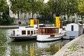 Nantes - La Vedette à vapeur le Lechalas et le roquio Chantenay 02.jpg