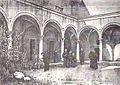 Napoli, Chiesa San Pietro ad Aram, chiostro.jpg