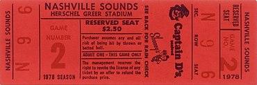 Nashville Sounds - Wikipedia