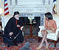 Nasrallah Sfeir Condoleezza Rice 20060718.jpg