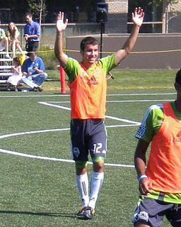 Nathan Sturgis American soccer player
