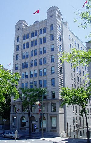 National Press Building (Ottawa) - The National Press Building