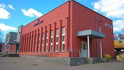 Naujoji Vilnia train station.JPG
