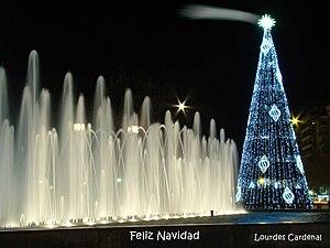 300px Navidad Valladolid 2010 Regalo para esta Navidad y para tu salud