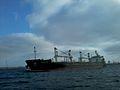 Navire CETUS STAR naviguant en mer de Casablanca.jpg