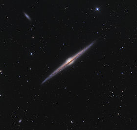 Image illustrative de l'article NGC 4565
