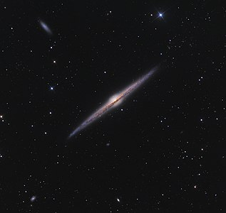 Needle Galaxy NGC 4565