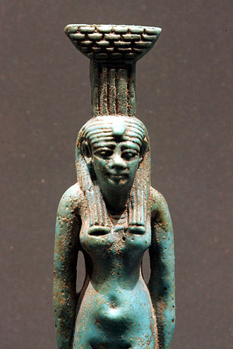 Nephthys - Nephthys – Musée du Louvre, Paris, France