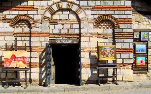 Nessebar - Sv. Todor Gallery (40681101914)
