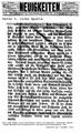 Neuigkeiten (Brünn) 1867-02-14 Verhaftungen.png