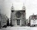 Neuville-sur-Saône - Église Notre-Dame de l'Assomption - Façade du XVIIe siècle.jpg