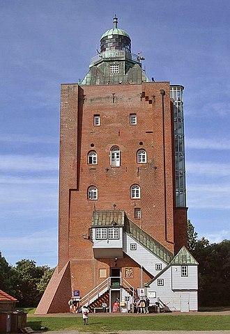 Neuwerk - Neuwerk lighthouse of 1369.