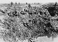 New Zealand Engineers take a break, Spree Farm, Ypres Salient, Belgium 1917 (16486310732).jpg