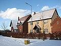 New houses in Devlin Drive - geograph.org.uk - 1655050.jpg