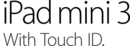 New iPad mini 3 logo.png