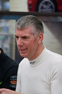 Nick Foster (racing driver) British racing driver