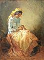 Nicolae Vermont - Femeie cosand.jpg