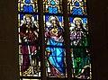 Niederwerth St. Georg Chorfenster Herz Mariae 218.JPG