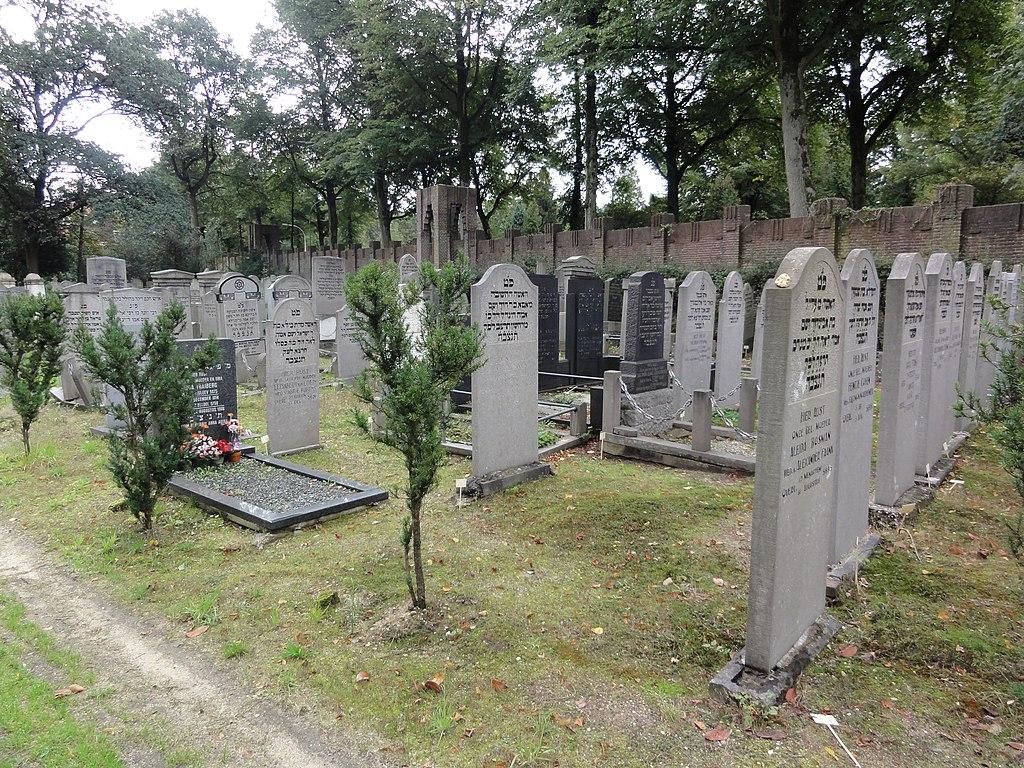 Jüdische Grabsteine in den Niederlanden online