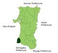 Nikaho in Akita Prefecture.png