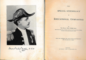 "Kinesiology - In 1886, Swedish baron Nils Posse (1862-1895) introduced the term Kinesiology in the U.S.A., 1894 he wrote the book ""The Special Kinesiology of Educational Gymnastics"". Nils Posse was a graduate of the Royal Gymnastic Central Institute in Stockholm, Sweden and founder of the Posse Gymnasium, Boston, MA."